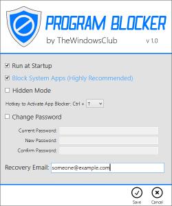 Program Bloker-5