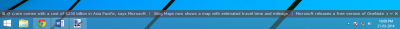 Desktop Ticker Leer fuentes RSS directamente en tu escritorio de Windows -1