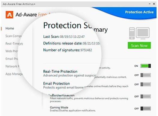 Ad-Aware Free Antivirus+: Un Antivirus Gratis de Gran Calidad