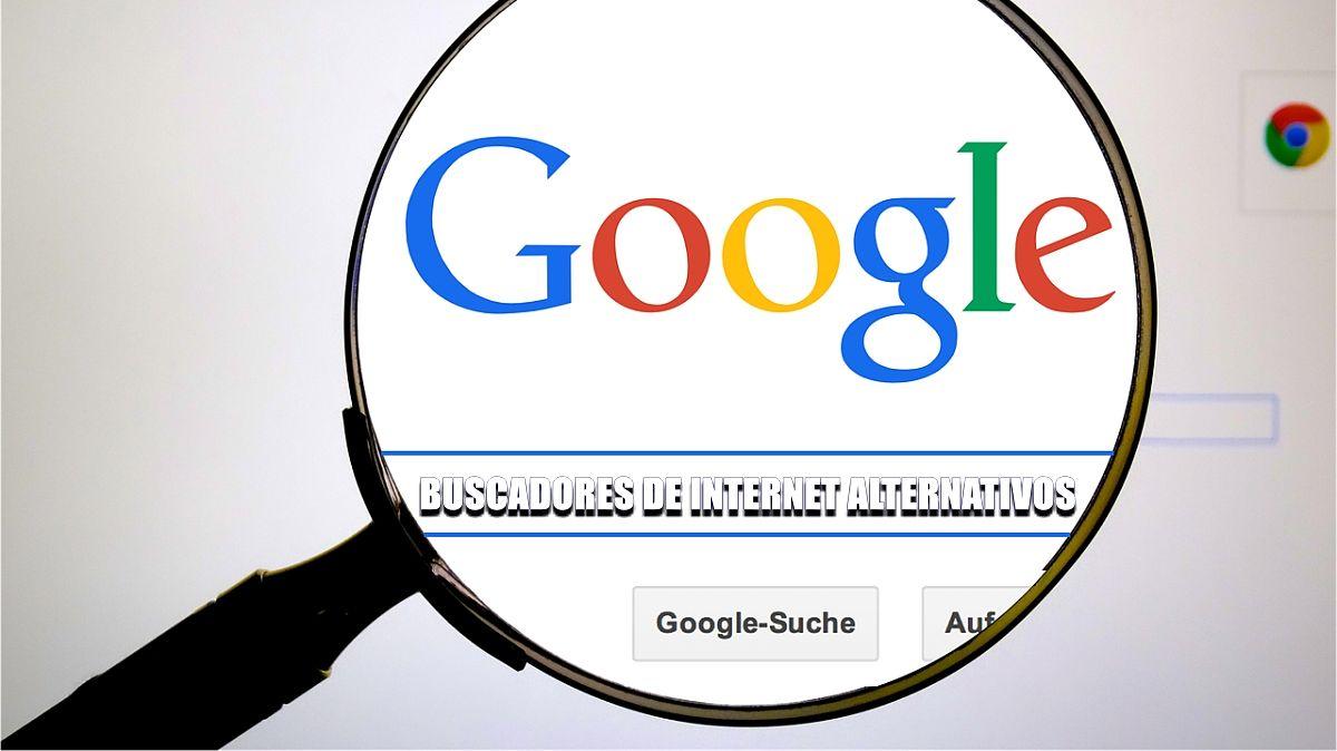 10 buscadores de internet alternativos a Google