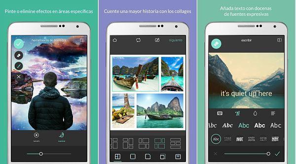 Autodesk Pixlr - aplicación Android para editar fotos gratis