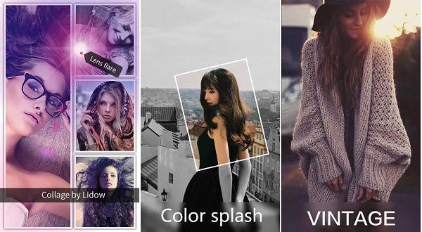 Las 10 Mejores aplicaciones para editar fotos en Android gratis