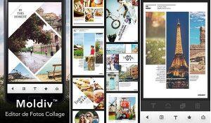 10 mejores aplicaciones para hacer collage de fotos gratis en Android