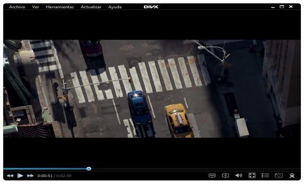 DivX Player: Un muy buen programa para reproducir videos en HD