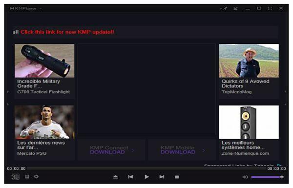 KMPlayer un reproductor multimedia de gran calidad