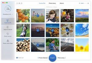 PrimoPhoto: Manejar fotos y videos de tu iPhone o dispositivo iOS de una forma afectiva