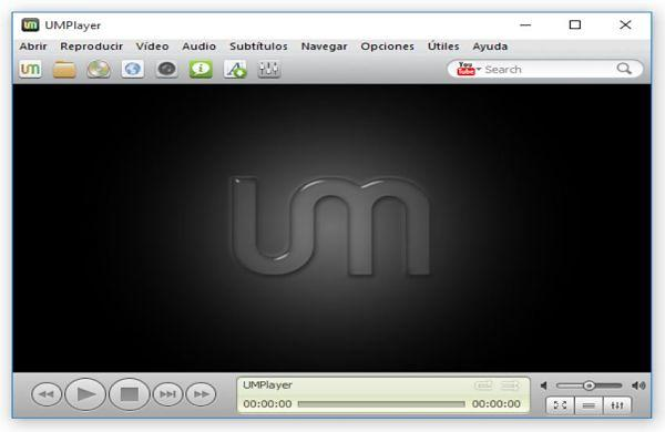 UMPlayer, un excelente reproductor de videos