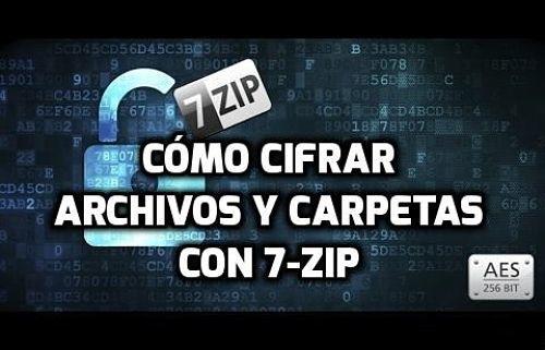 Cómo proteger un archivo ZIP con contraseña con 7-Zip en Windows 10