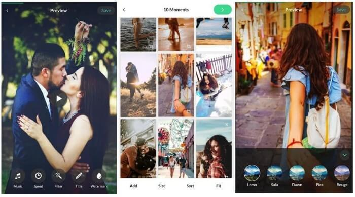 Mejores aplicaciones para hacer videos con fotos y música en Android e iOS