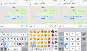 Cómo puedes acceder al teclado de emoticones secretos en tu iPhone