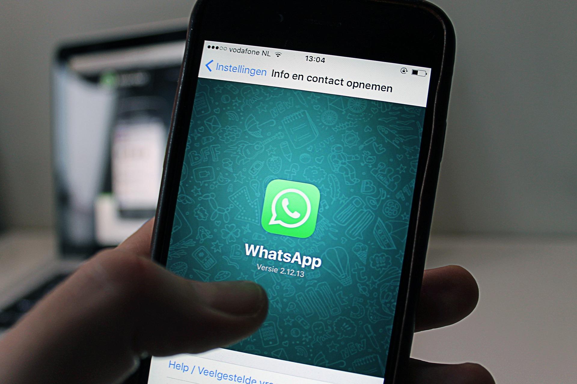 Cómo descargar la información de tu cuenta de WhatsApp