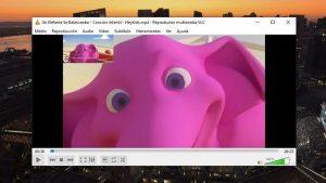 Cómo hacer zoom a un video en VLC Media Player al reproducir en Windows