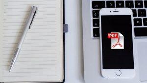 Cómo convertir cualquier archivo y crear PDF en iPhone o iPad