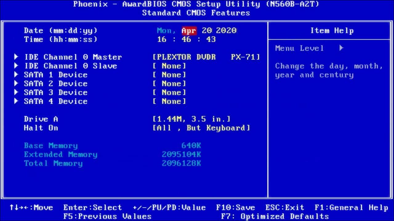 Cómo entrar en la BIOS de tu computadora Windows 10