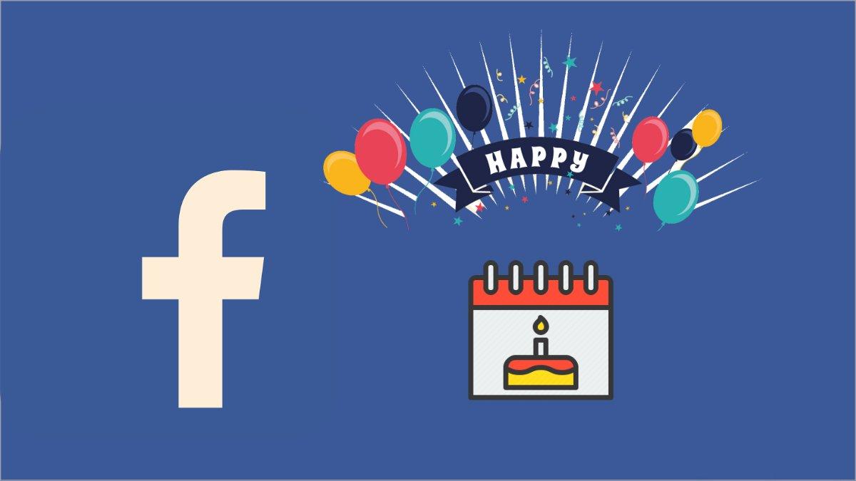 Cómo exportar el calendario de cumpleaños de Facebook